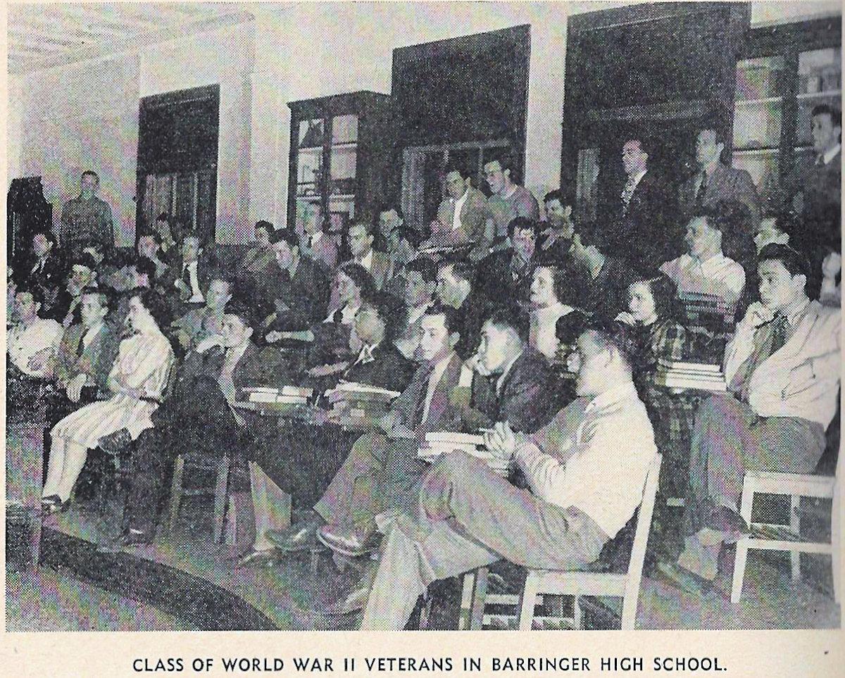 Language In 45 And 47 Stella Street: Newark Education